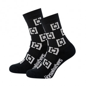 Go to the product Socks Horsefeathers Dazed black 2020/2021