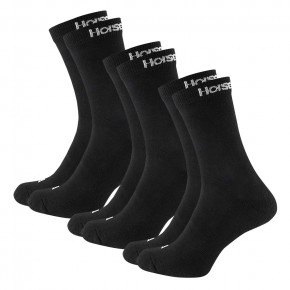 Go to the product Socks Horsefeathers Delete 3-Pack black 2020/2021