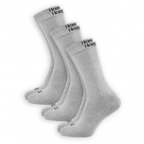Go to the product Socks Horsefeathers Delete 3-Pack heather grey 2019/2020