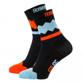 Go to the product Socks Horsefeathers Fizz red orange 2019/2020