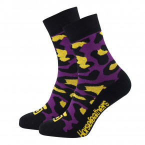 Go to the product Socks Horsefeathers Leopard purple 2019/2020