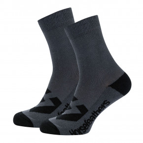 Go to the product Socks Horsefeathers Loby Crew grey 2020/2021