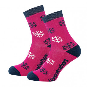 Go to the product Socks Horsefeathers Snowflakes fuchsia 2020/2021