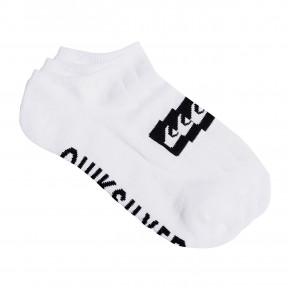 Go to the product Socks Quiksilver 3 Ankle Pack white 2019