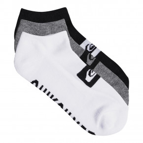 Go to the product Socks Quiksilver 3 Ankle Pack Youth assorted 2019