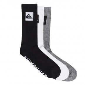Go to the product Socks Quiksilver 3 Crew Pack assorted 2020