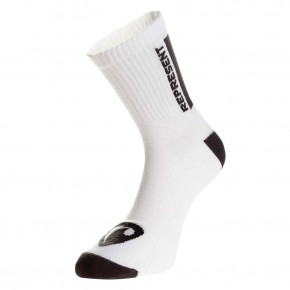 Go to the product Socks Represent Simply Logo white 2018