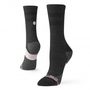 Go to the product Socks Stance Bike Solid Wool Crew black 2020