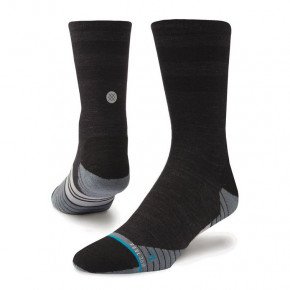 Go to the product Socks Stance Bike Solid Wool Crew charcoal 2019