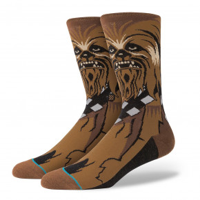 Go to the product Socks Stance Chewie brown 2018