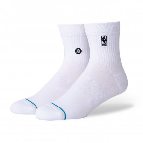 Go to the product Socks Stance Logoman ST QTR white 2020