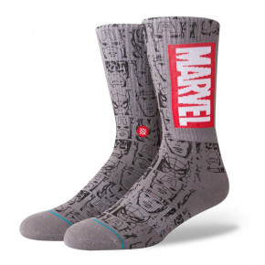 Go to the product Socks Stance Marvel Icons grey 2018