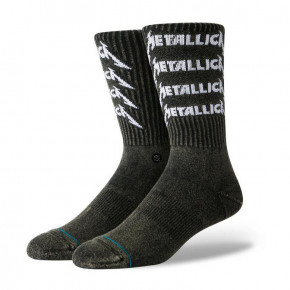 Go to the product Socks Stance Metallica Stack black 2020