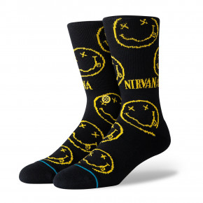 Go to the product Socks Stance Nirvana Face black 2020