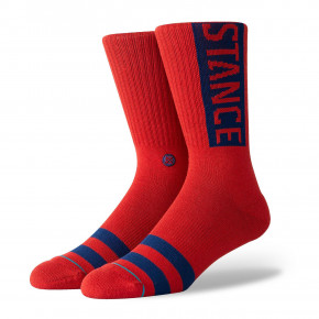 Go to the product Socks Stance OG red 2020
