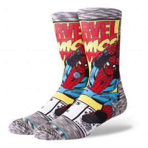 Přejít na produkt Ponožky Stance Spiderman Comic grey 2018 1d42a2e126