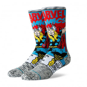 Go to the product Socks Stance Storm Comic grey 2019