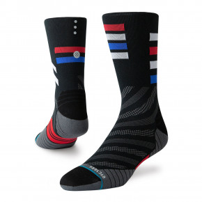 Go to the product Socks Stance Travel Crew black 2020