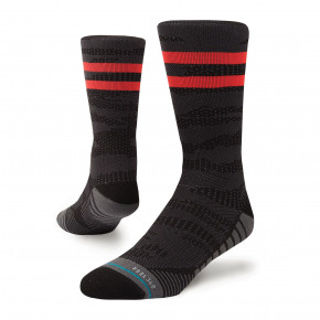 Go to the product Socks Stance Uncommon Train Crew black 2019