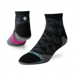 Go to the product Socks Stance Upshift Qtr black 2019