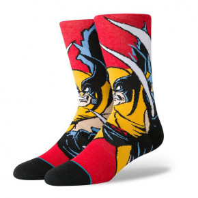 Go to the product Socks Stance Xmen Wolverine red 2019