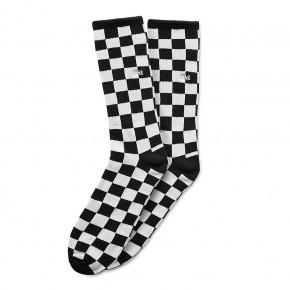 5cd34ba5539 Přejít na produkt Ponožky Vans Checkerboard Crew black white check 2019