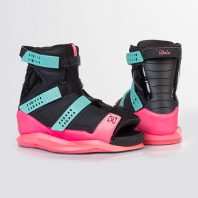 Go to the product Used binding Ronix Halo black/pink 2019