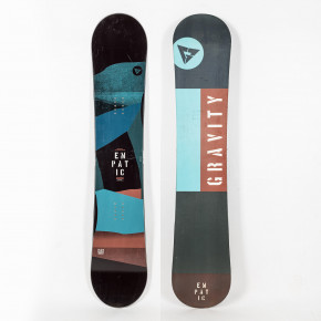 Go to the product Used snowboard Gravity Empatic 2020/2021