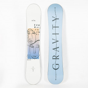 Go to the product Used snowboard Gravity Mist 2020/2021