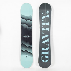 Go to the product Used snowboard Gravity Sirene 2020/2021