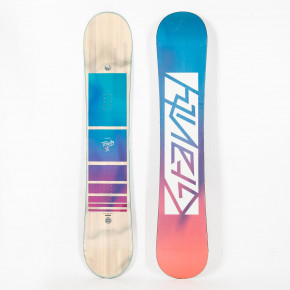 Go to the product Used snowboard Gravity Trinity 2020/2021