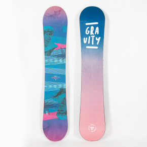Go to the product Used snowboard Gravity Voayer 2020/2021