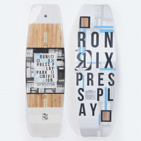 Go to the product Used wakeboard Ronix Press Play 2020