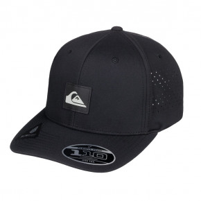 Go to the product Cap Quiksilver Adapted black 2021