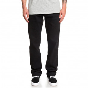 Go to the product Jeans Quiksilver Aqua Cult black 2020