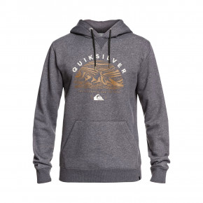 Przejść do produktu Bluza Quiksilver Big Logo Snow Hoodie black heather 2019/2020