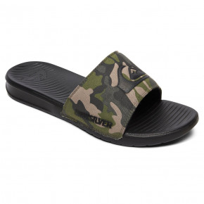 Přejít na produkt Quiksilver Bright Coast Slide green/brown/black 2020