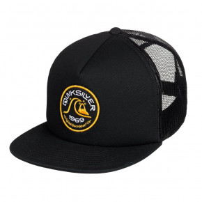 Go to the product Cap Quiksilver Broacher Youth black 2020