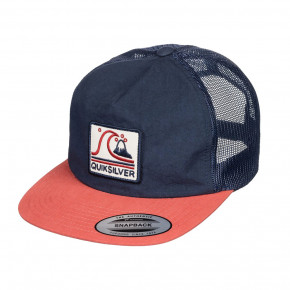 Go to the product Cap Quiksilver Brother Earth Youth majolica blue 2020