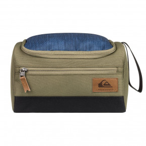 Go to the product Toiletry bag Quiksilver Capsule II burnt olive 2020