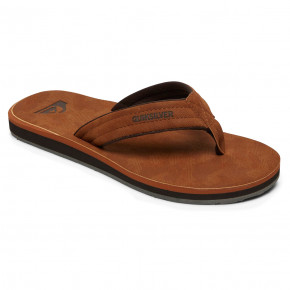 Go to the product Flip-Flops Quiksilver Carver Nubuck brown/brown/brown 2020