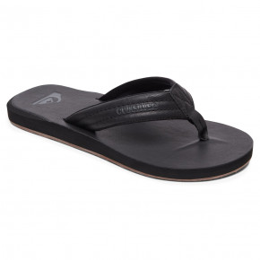 Go to the product Flip-Flops Quiksilver Carver Nubuck solid black 2020