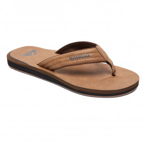 Go to the product Flip-Flops Quiksilver Carver Nubuck tan - solid 2019