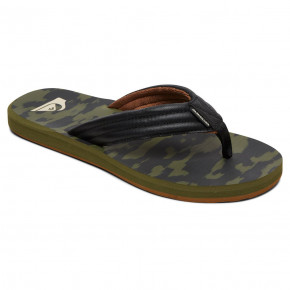Go to the product Flip-Flops Quiksilver Carver Print black/grey/black 2020