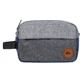 Go to the product Toilet bag Quiksilver Chamber medieval blue heather 2018