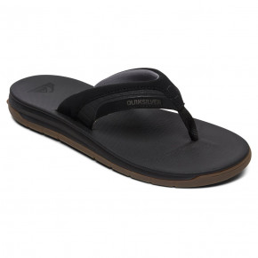 Go to the product Flip-Flops Quiksilver Coastal Excursion Travel black/black/brown 2020