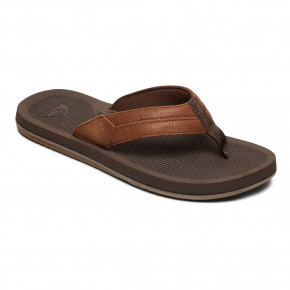 Go to the product Flip-Flops Quiksilver Coastal Oasis Deluxe brown/brown/brown 2020