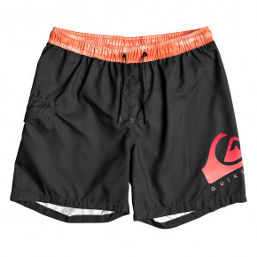 Go to the product Boardshorts Quiksilver Critical Volley 17 black 2019