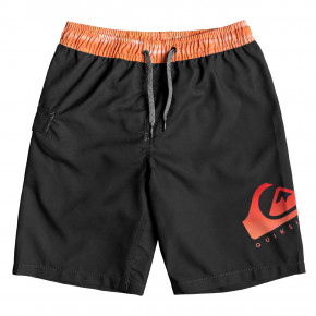 Prejsť na produkt Boardshortky Quiksilver Critical Volley Youth 15 black 2019