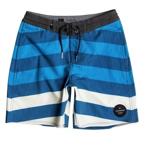 Go to the product Boardshorts Quiksilver Crypt Brigg Beachshort Youth 15 estate blue 2017